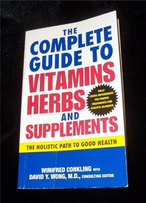 The Complete Guide to Vitamins and Herbs and Supplements.(Details)